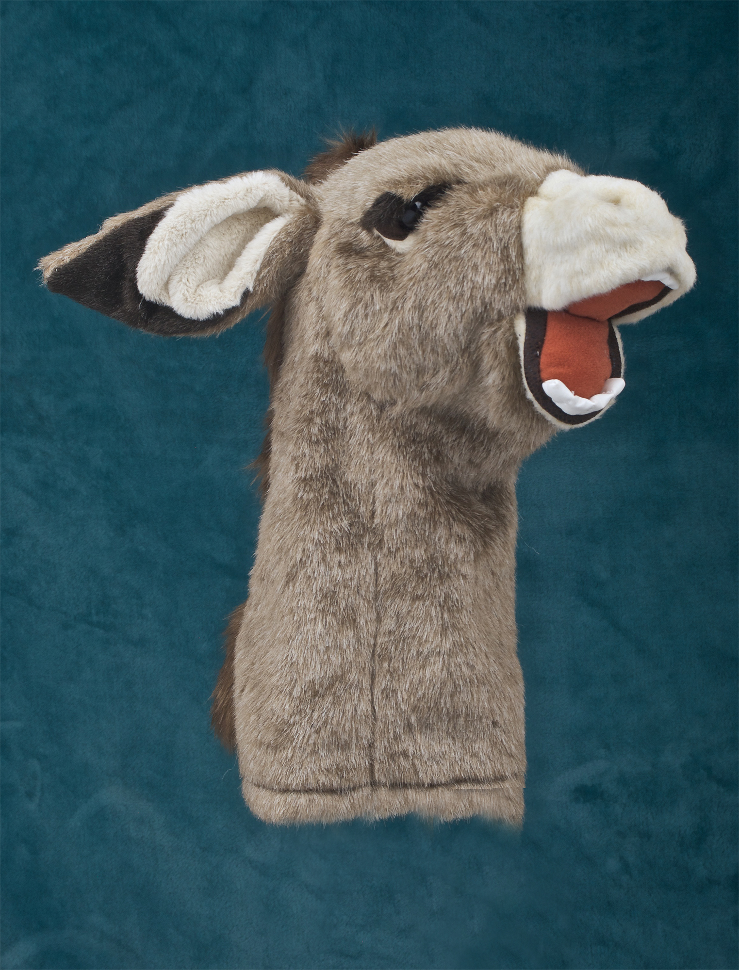 Donkey Stage Puppet