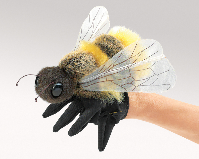 Honey Bee Puppet