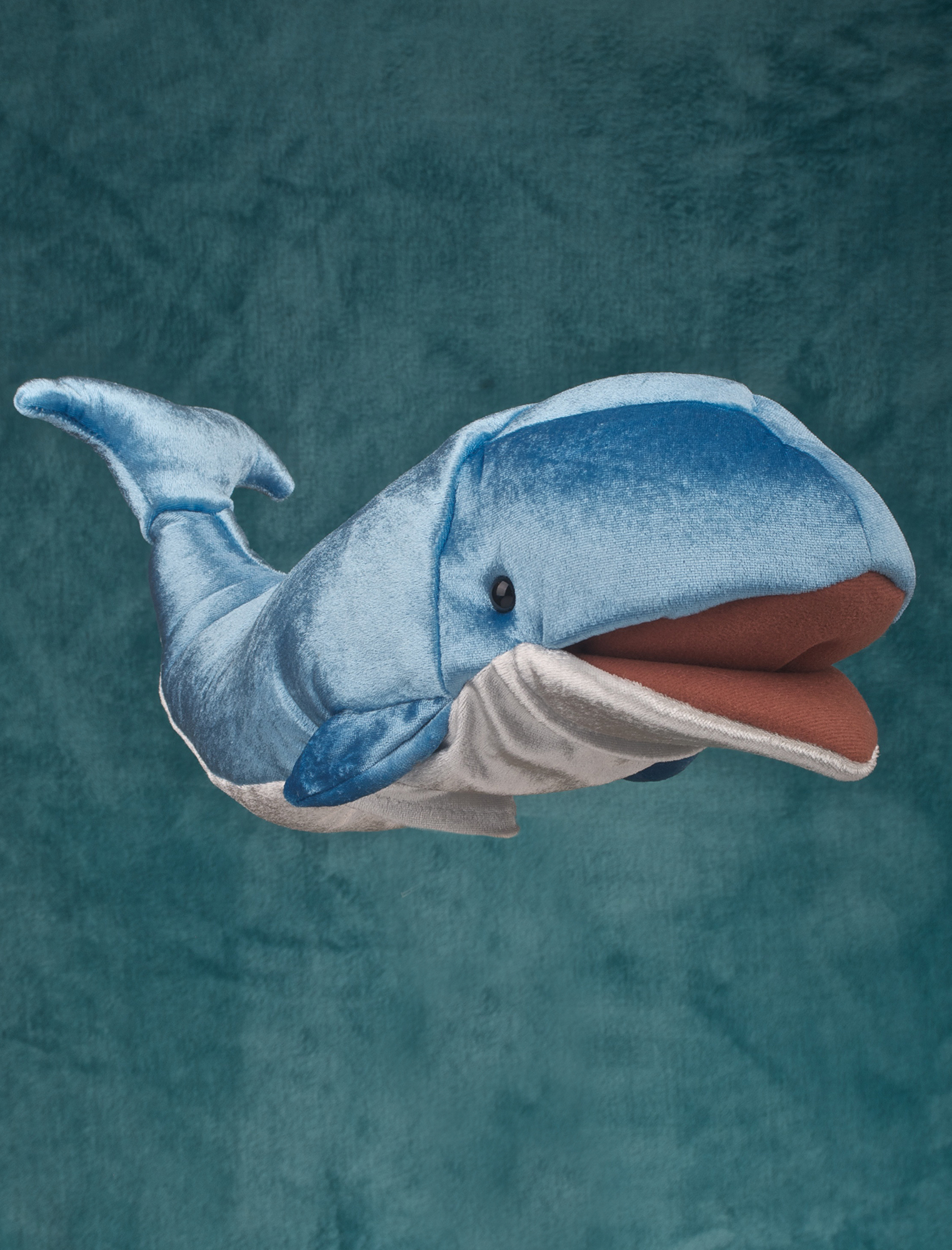 Whale Hand Puppet