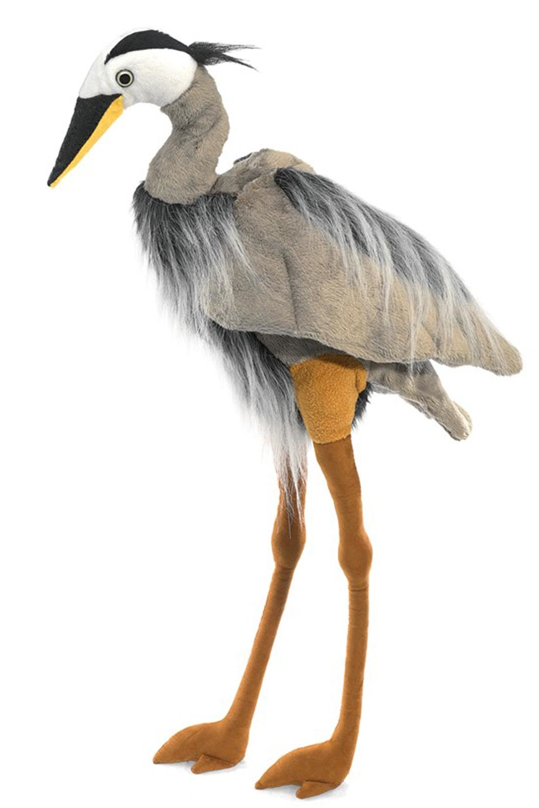 Great Herron Puppet