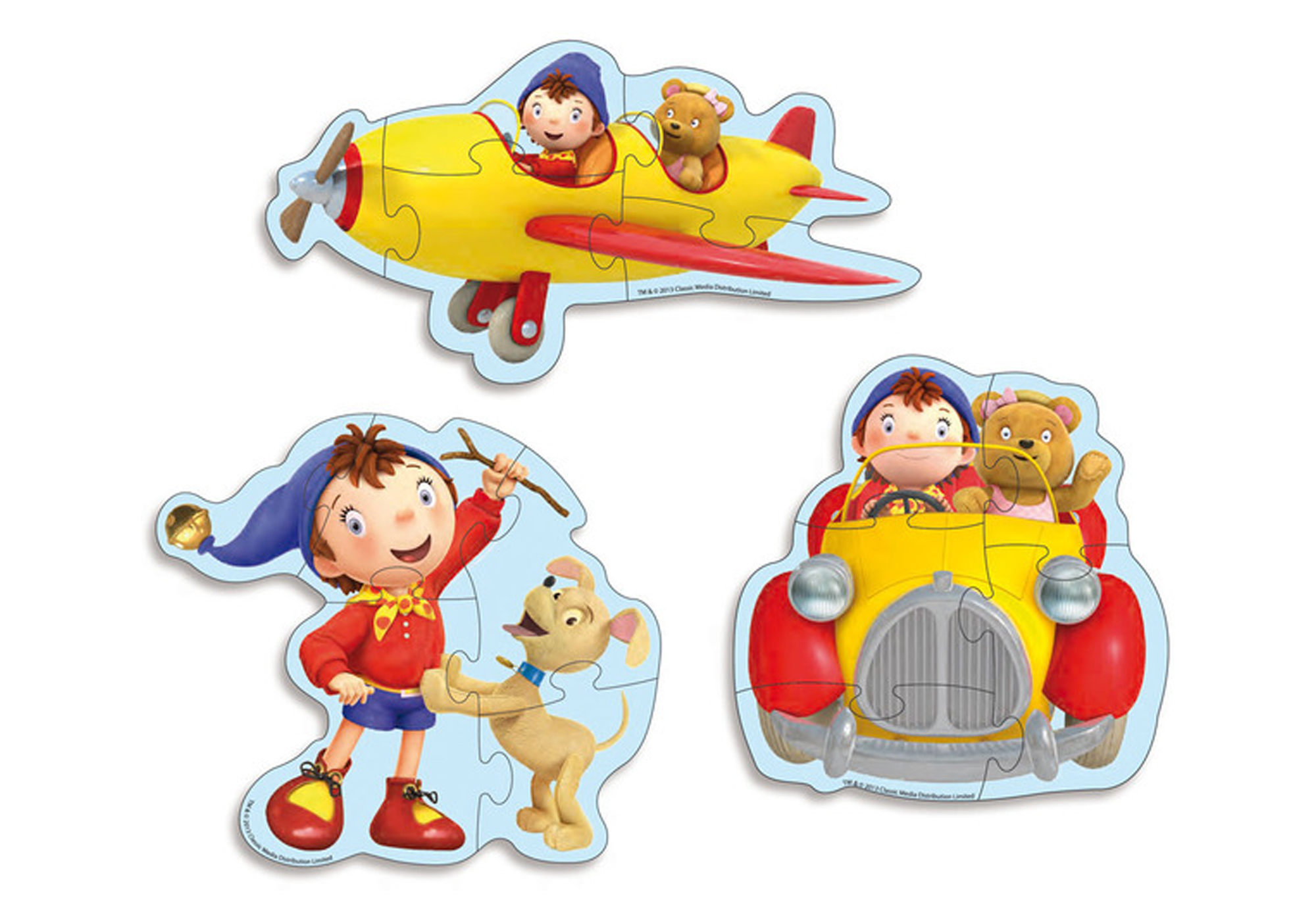 Noddy Wooden Puzzle