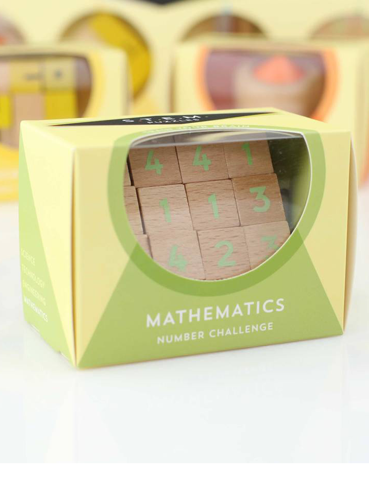 Stem Puzzles Mathematics