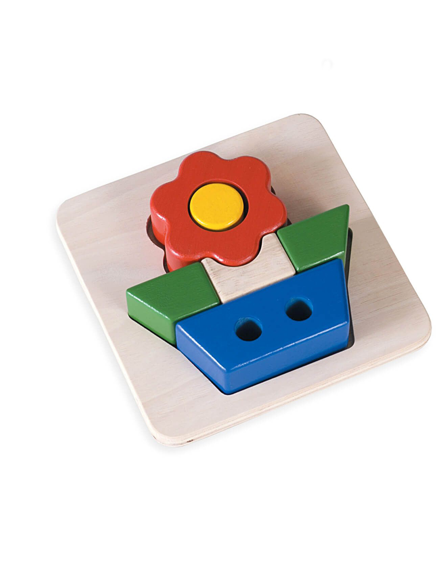 Tray Puzzle Flower