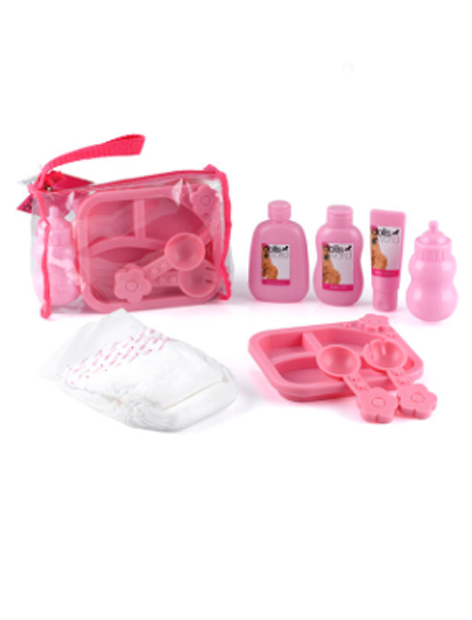 Doll Accessories Care Bag