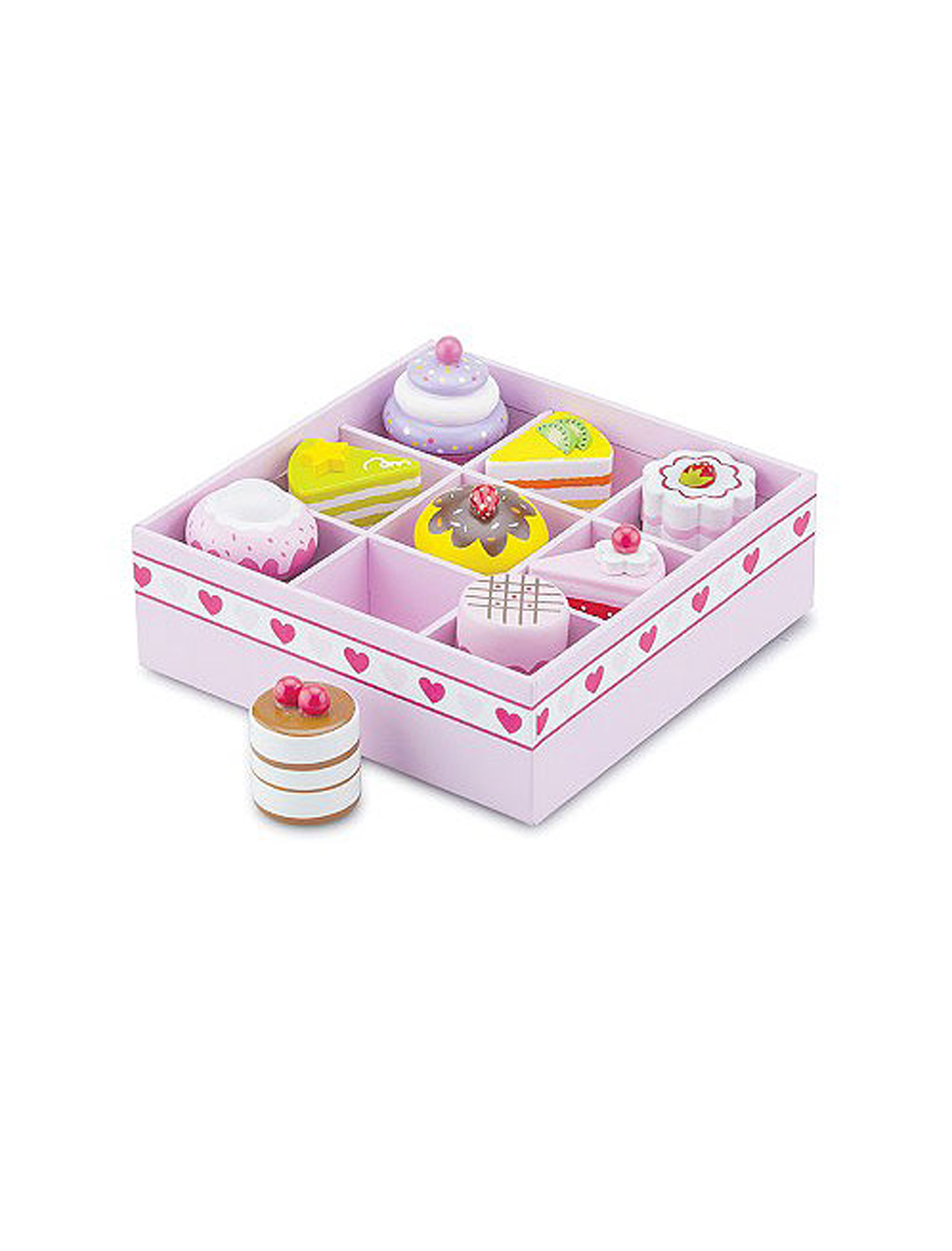 Petit Wooden Cake Set