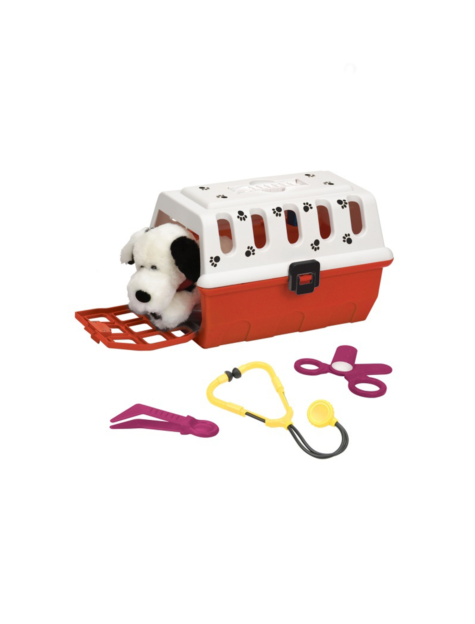 Vet Kit with cage
