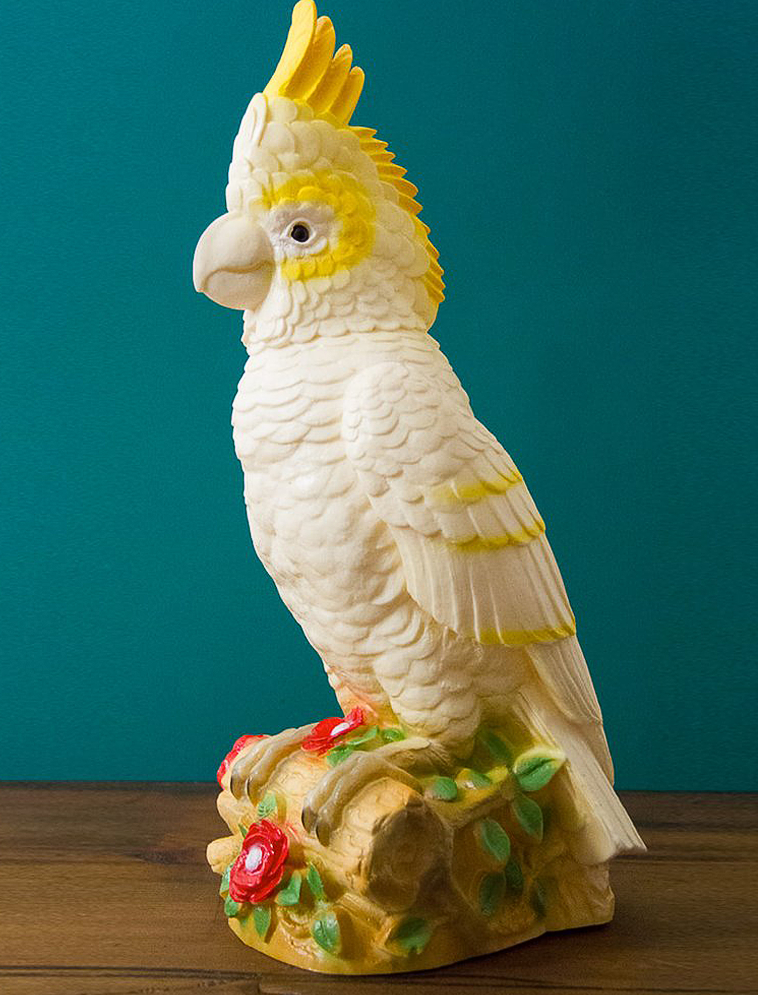 Lamp Cockatoo