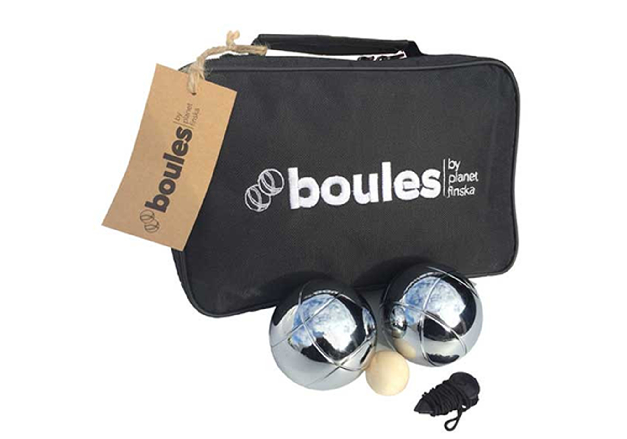 Boules in Carry Bag