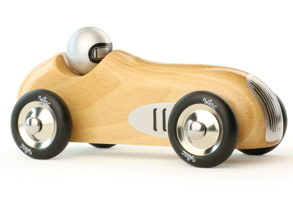 Vilac Natural Toy Sport Car