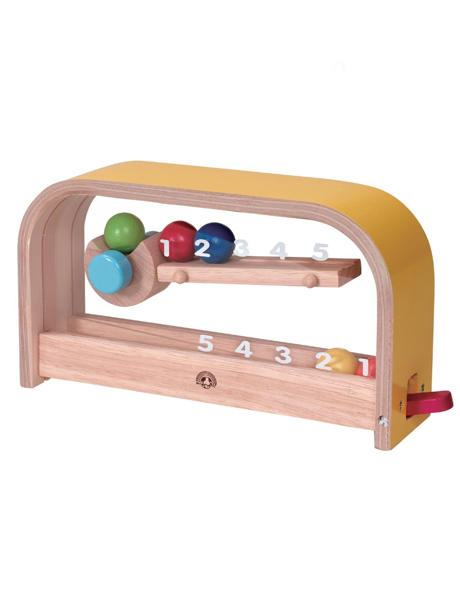 Wooden Counting Ball